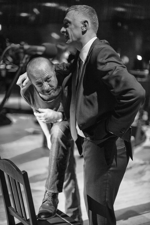Praca na scenie z Maestro Preisnerem